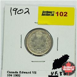 Canada Ten Cent 1902