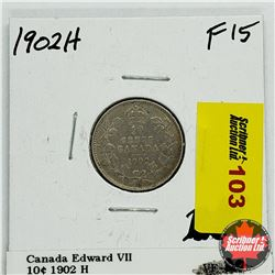 Canada Ten Cent 1902H