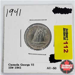 Canada Ten Cent 1941