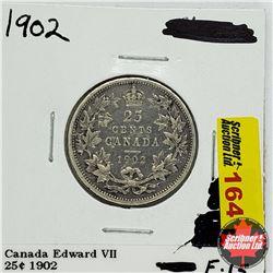 Canada Twenty Five Cent 1902