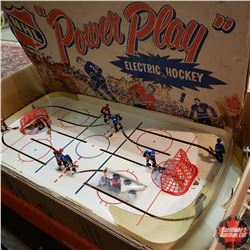 NHL Table Top Power Play Electric Hockey Game