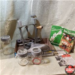 Canning Supplies/Jars