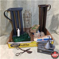 Candle Making Supplies & Holders
