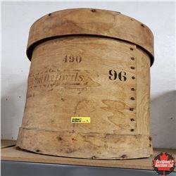 """Royal Oxfords Cheese Box (15""""H)"""