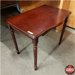 Small Side Table 22 W x 15  D x 18  H
