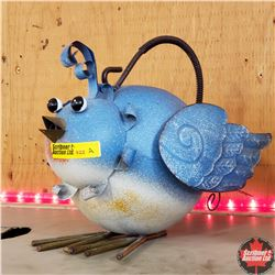 CHOICE of 6: Tin Novelty Watering Cans (Bluebird)