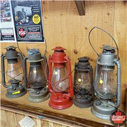 Barn Lanterns (5)