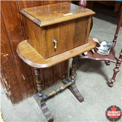 """Telephone Table (26""""H)"""