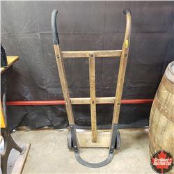 Steel Wheel Barrel Dolly