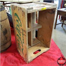 Wooden Coca-Cola Crate 1975