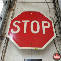 """Stop Sign 30"""""""