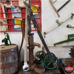 Water Pump Kit (Pump, Spout, Belt, Jack Shaft & Gears, Arms)
