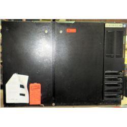 Beverage Air Back Bar Refrigerator w/ 2 Doors, Model BB48Y-1-B