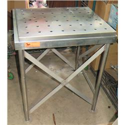 Stainless Table Drainboard