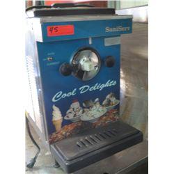 SaniServ Stainless Soft Serve Ice Cream Machine, Model DF-200