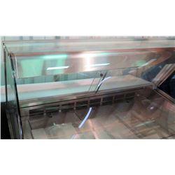 "Federal Industries Heated Deli Display Case, Model SQ4HD, 48""W x 44""D x 48""H"