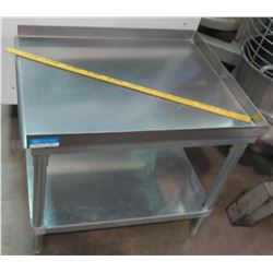 Stainless Kitchen Equipment Stand, BK Resources Model VETS-2430