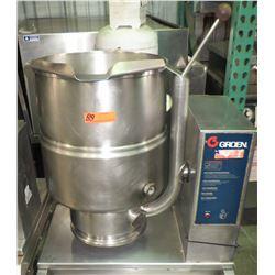 Groen Electric Steam Kettle