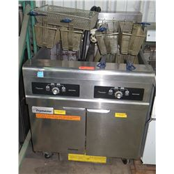 Frymaster Double Sided Commercial Deep Fryer w/ Baskets