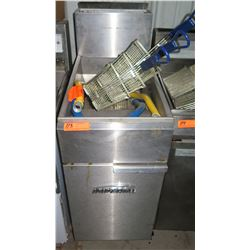 Imperial Commercial Deep Fryer w/ Baskets