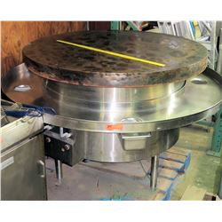Large Mongolian Barbeque Range Grill