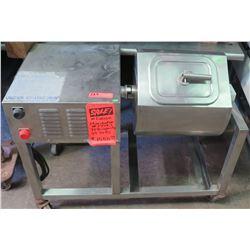 Falcon Model FFM-1 Rotary Meat Marinator, 80-lb Capacity
