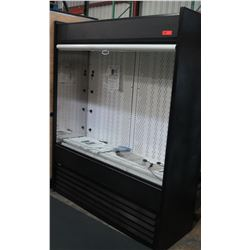 Oasis Refrigerated Self Service Display Case Model #B62EW