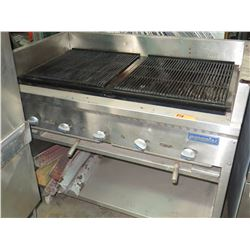 Imperial Double Grill Charbroiler