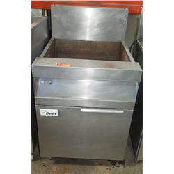 Dean Industries Commercial Floor Fryer