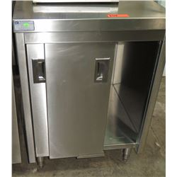 Stainless International Foodservice Specialists Cabinet