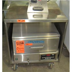 Stainless Steel Rolling Kitchen Utility Cart