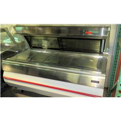 Henny Penny Stainless Steel Refrigerated Deli Case