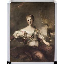 Jean-Marc Nattier French Rococo Print Provenance