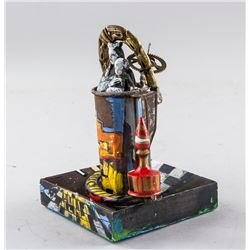 Deiter Roth German Dadaist Mixed Media Sculpture
