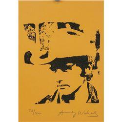 Andy Warhol American Pop Art Signed Litho 28/300