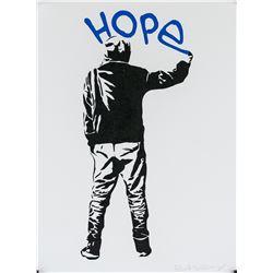 Banksy British Pop Signed Litho on Paper 3/200