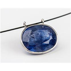 14kt Sapphire (10ct) Necklace