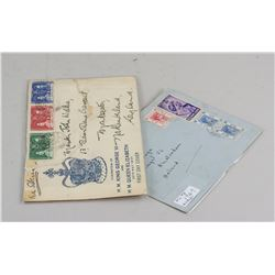 Hong Kong Air Mails and  Assorted Stamps