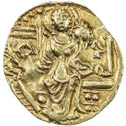KIDARITE: Kidara, ca. 360-380, AV dinar (7.82g). EF-AU