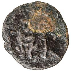 CHERA: Anonymous, 1st century AD, AE (1.95g). F-VF