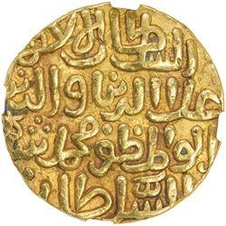 DELHI: Muhammad II, 1296-1316, AV tanka, Dar al-Islam, AH713. NGC AU55