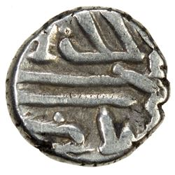 GOVERNORS OF SIND: Yahya, ca. 828-831, AR damma (0.58g). VF