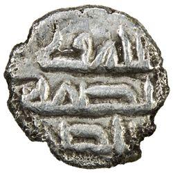 GOVERNORS OF SIND: al-Simma, ca. 840s, AR damma (0.50g). VF
