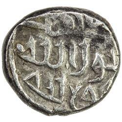 FATIMID OF MULTAN: al-'Aziz, 975-996, AR damma (0.55g), NM, ND. VF