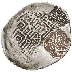 MUGHAL: Babur, 1st reign, 1497-1498, AR tanka (4.77g), NM, AH903