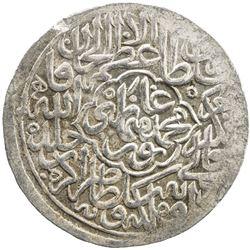 MUGHAL: Humayun, 1530-1556, AR shahrukhi (4.72g), Agra, ND. EF