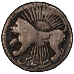MUGHAL: Jahangir, 1605-1628, AR rupee, Ahmadabad, AH1027 year 13. PCGS VF