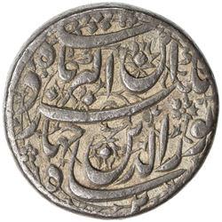 MUGHAL: Jahangir, 1605-1628, AR jahangiri (13.67g), Agra, AH1015 year 2. VF-EF