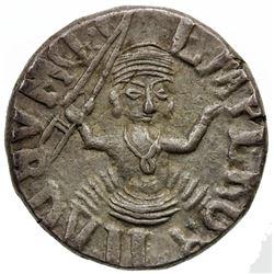 BUNDI: Edward VII, 1901-1910, AR rupee (10.65g), VS1958. EF-AU
