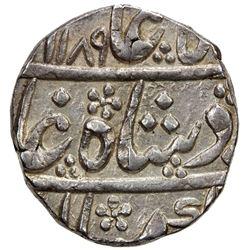 IMAMNAGAR: AR rupee (11.35g), Imamnagar, AH1189 year 16. EF